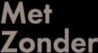 Logo.MetZonder