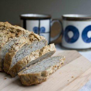 Vers brood, koek en gebak